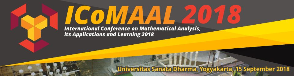 ICoMAAL 2018 | International Conference on Mathematical Analysis